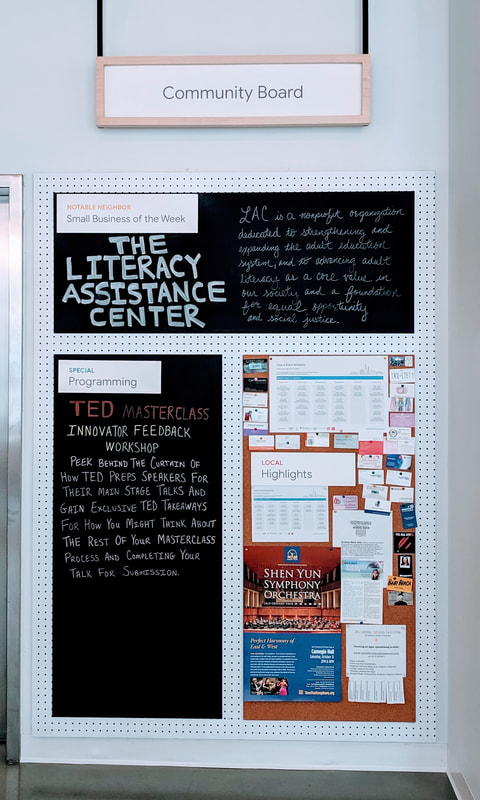 Literacy Assistance Center - Home